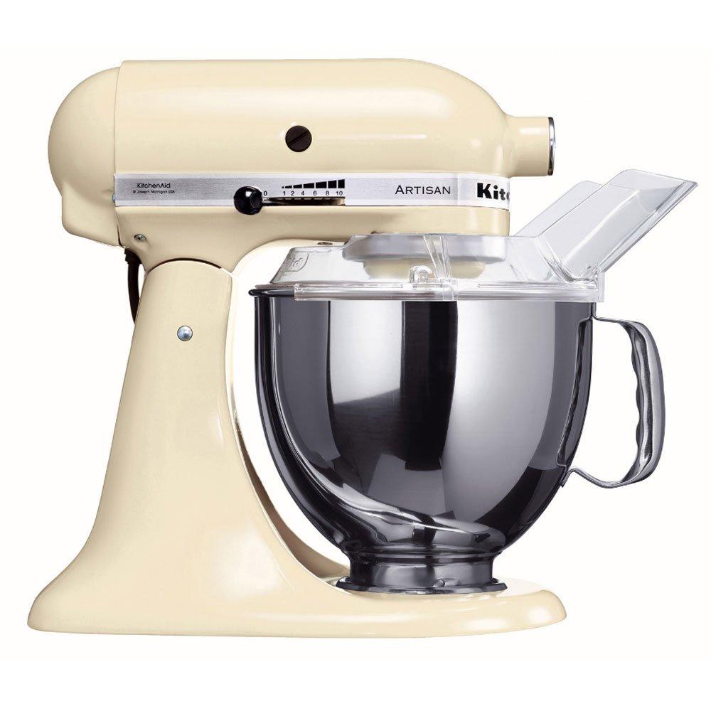 KitchenAid 5KSM150PSEAC - Robot de cocina, motor de 300 vatios ...