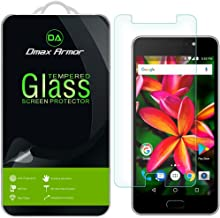 [2-Pack] Dmax Armor for Orbic Wonder Tempered Glass Screen Protector