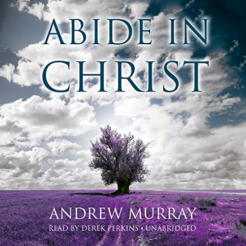 Abide in Christ cover art