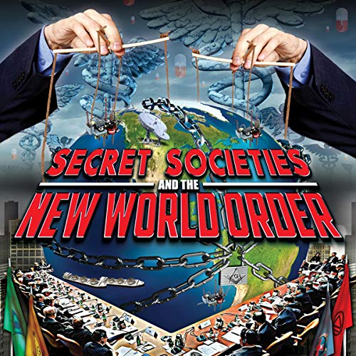 Secret Societies and the New World Order audiobook cover art