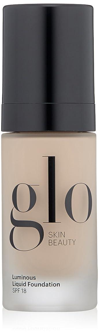 一般緊張する踏み台Glo Skin Beauty Luminous Liquid Foundation SPF18 - # Porcelain 30ml/1oz並行輸入品
