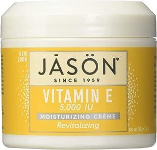 Jason Moisturizing Crème Revitalizing Vitamin 4 oz (Pack of 3)