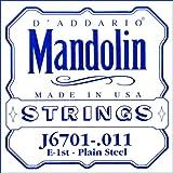D'Addario J6701 Corda Singola Mandolino