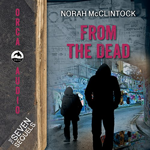 From the Dead audiobook cover art