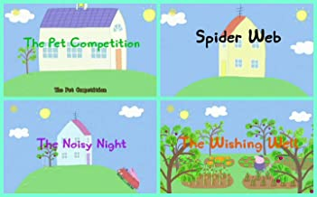 Storybook Collection: The Pet Competition, Spider Web, The Noisy Nigh and The Wishing Well