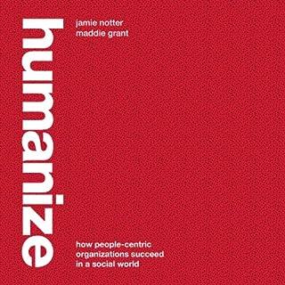 Humanize cover art