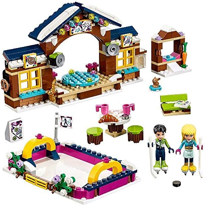 LEGO Friends 41322 Snow Resort Ice Rink