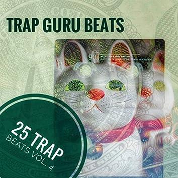 25 Trap Beats, Vol. 4