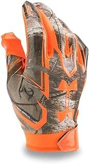 Under Armour Men's F5 Camo Football Gloves