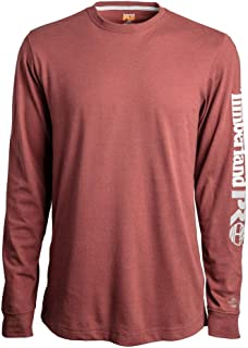 Men's A1HRV Base Plate Long Sleeve T-Shirt with Logo