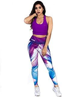 DYWEAR Micro Fiber Leggings Colombian Compression Tights Yoga Pants in Many Styles