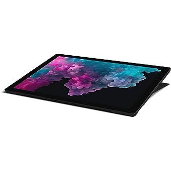 マイクロソフト Surface Pro 6 [サーフェス プロ 6 ノートパソコン] Windows 10 Home / 12.3 インチ Core i5/ 256GB/8GB ブラック Office Home and Business 2016 KJT-00023