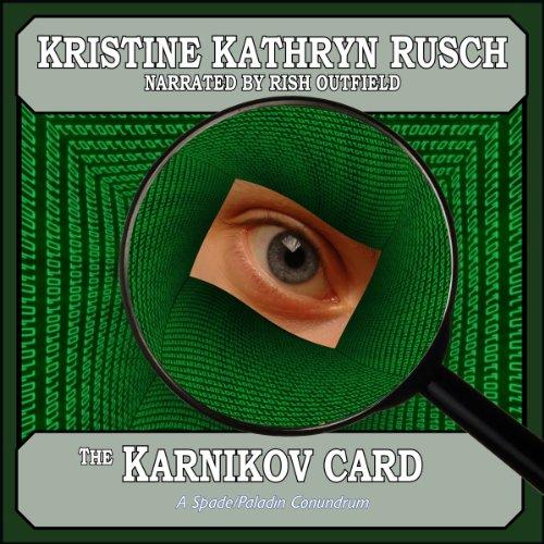 The Karnikov Card cover art