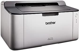 Brother HL-1110 - Laser/LED Printers (GDI, USB 1.1, USB 2.0, 2400 x 600 DPI, A4, Laser, Plain Paper, Recycled Paper)