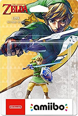 Skyward Sword Link Amiibo - TLOZ Collection (Nintendo Switch/3DS/Wii U)