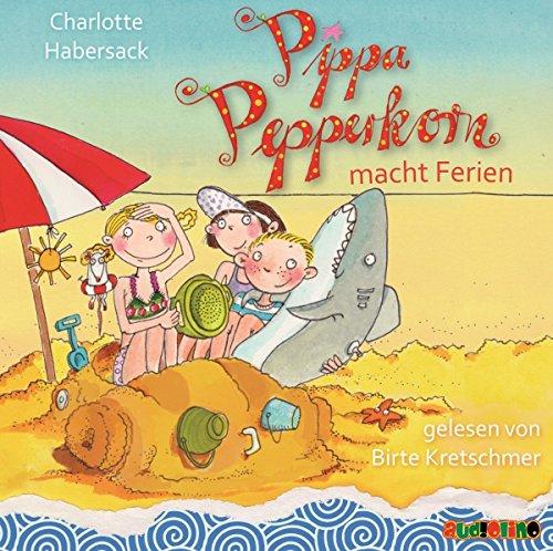 Pippa Pepperkorn macht Ferien Titelbild