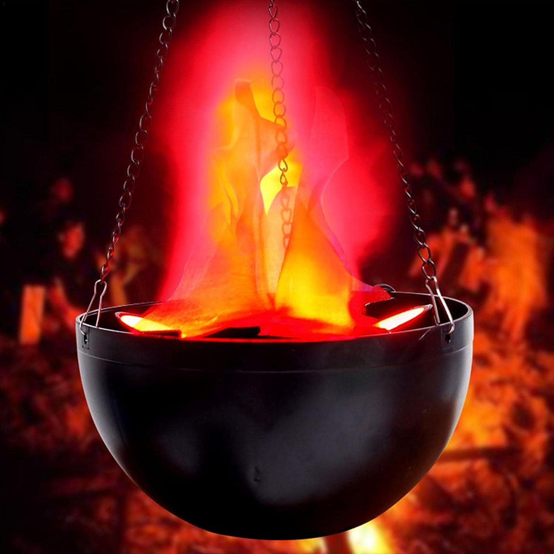 bestshop Regular store Flame Light - Price reduction Halloween Simulation Hanging B Electronic