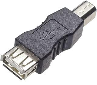 KAUMO USB 変換コネクタ (Aメス / Bオス) KM-UC177