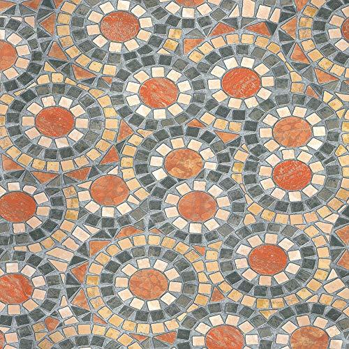d-c-fix deco, Design Mosaik opaco pianetra, 45 x 200 cm, selbstklebend