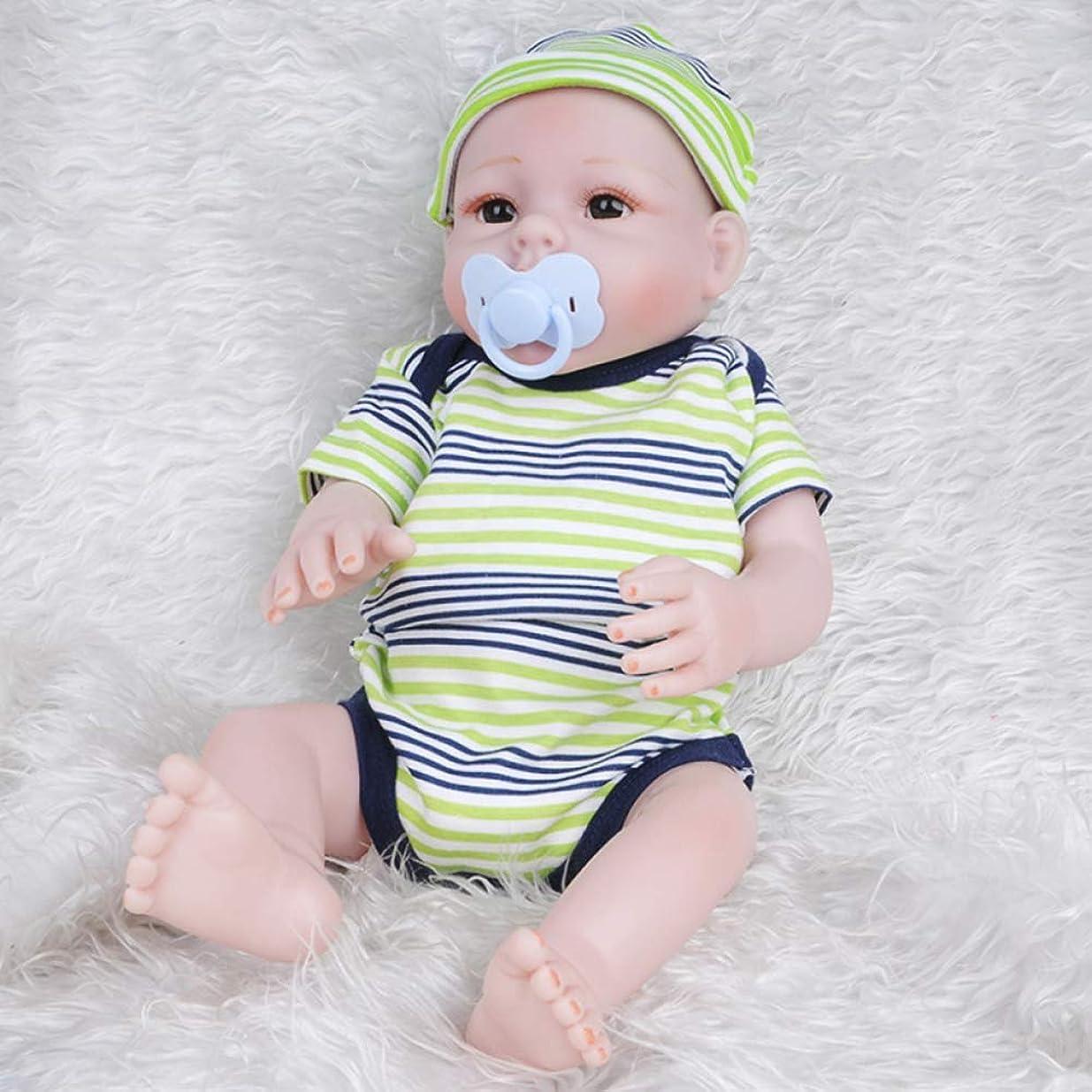 ライトニング証拠候補者生まれ変わった赤ちゃんの人形52cmベベリアルな人形生まれ変わった赤ちゃんの男の子の人形リアルなシリコーンソフトタッチ愛らしい本物の新生児のサイズかわいい赤ちゃんの重み