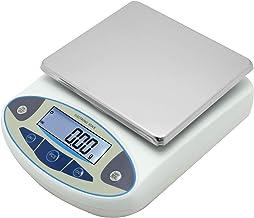 مقیاس آزمایشگاهی دقیق آزمایشگاهی دیجیتال تحلیلی تعادل الکترونیکی آزمایشگاه آزمایشگاه مقیاس دقیق مقیاس جواهرات دقیق وزنه الکترونیکی مقیاس 0.01g کالیبراسیون و آماده برای استفاده (5000g، 0.01g)