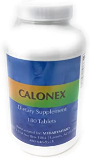 Calonex - FBCx Fiber for Weight Management, Formerly Calorease (180 Tablets)