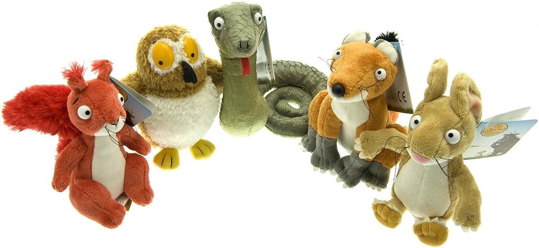 BRIDGE2SHOPPING Wild Animals Toys , 12 Pieces