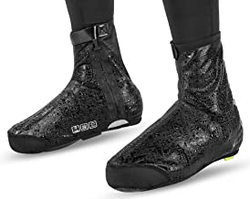 ROCK BROS Cycling Shoe Cover Water-Resistant Bike Cover Windproof Warmer Overshoes Mountain Road Bike Shoes Covers Fleece