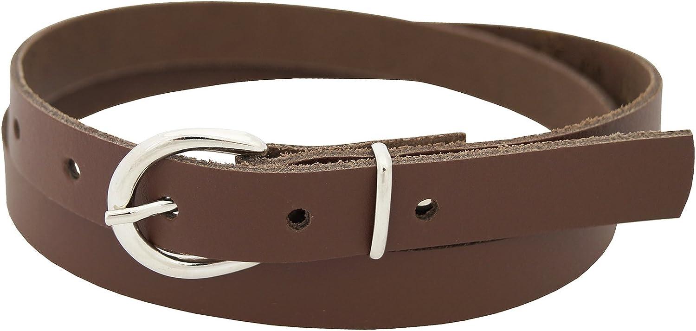 Xeira Women Leather Belt 20mm Wide