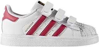 adidas Superstar CF I, Zapatillas para Bébé Niñas