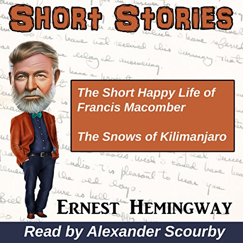 Ernest Hemingway Short Stories cover art
