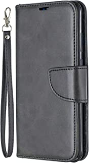 Docrax iPhone XR Cover Custodia Portafoglio in Pelle Porta Carta