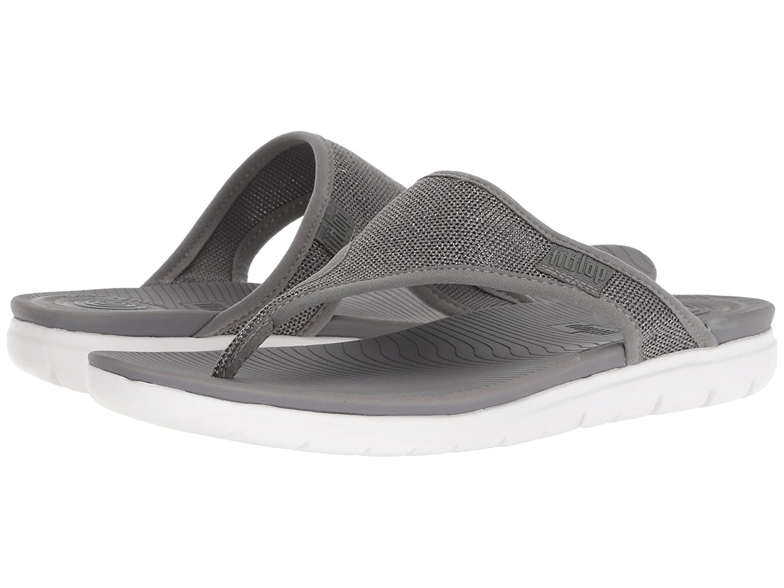 FitFlop Uberknit Toe Thong SandalsCheap and distinctive eye-catching shoes