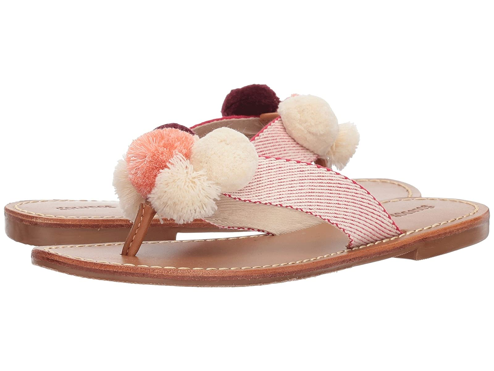 Soludos Capri Pom Pom SandalAtmospheric grades have affordable shoes