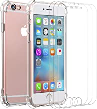 AROYI Cover iPhone 6 Plus Custodia iPhone 6S Plus + Vetro