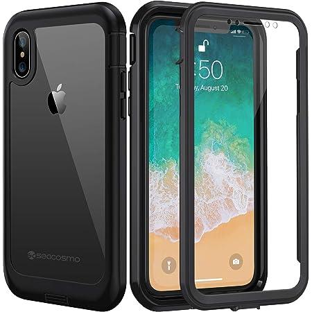 i-Blason Cover iPhone X, Custodia Rigida a 360 gradi Protezione ...