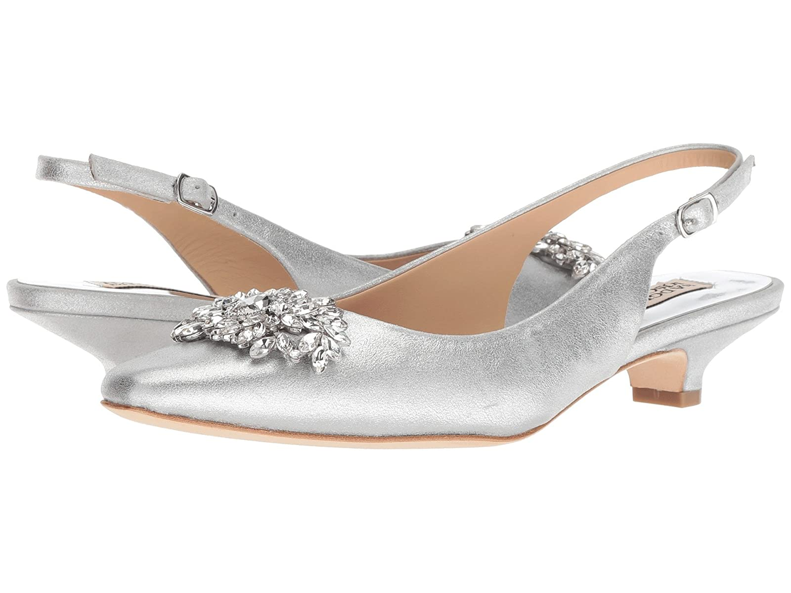 Badgley Mischka Page IIAtmospheric grades have affordable shoes