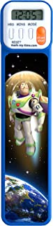 Mark-My-Time 3D Disney Buzz Lightyear Digital Bookmark and Reading Timer
