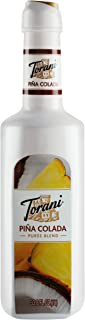 Torani Puree Blend, Piña Colada, 33.8 Ounces