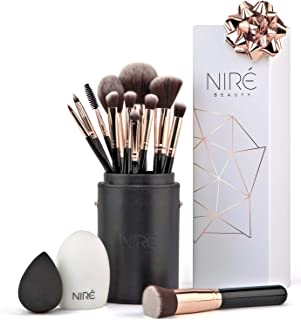 Niré Beauty Artistry Makeup brush set: Vegan Makeup Brushes