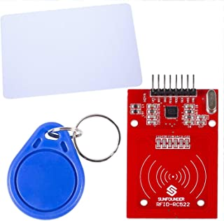 HDHUA Rc522 Display Card Reading Antenna RF Module RFID Card Reader IC Card Proximity Module for Arduino Modification Accessories