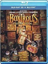 boxtrolls - le scatole magiche (3d) (blu-ray+blu-ray 3d) Blu-ray Italian Import