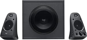 Z625 Powerful THX Sound 2.1 Speaker System for TVs, Game Consoles and Computers (Renewed)