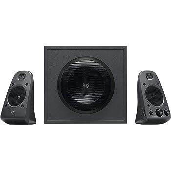 Logitech - Z625 - Sistema de Audio THX 2.1 - Negro