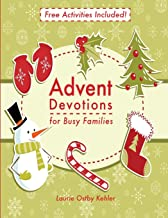 Advent Devotions for Busy Families
