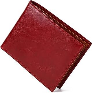 [藤乃革工房] 財布 二つ折り 本革 レザー 小銭入れ メンズ ビンテージ加工