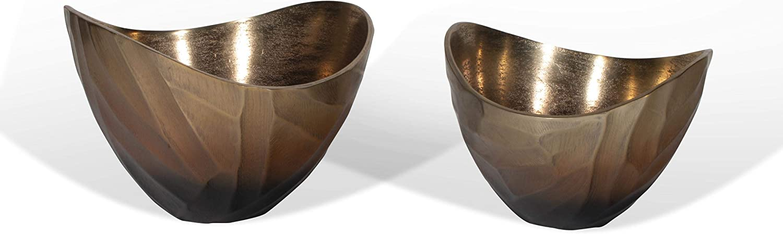 Gild Design New life House Arlette Bowls S2 Decorative Coppe Vase Metal National uniform free shipping