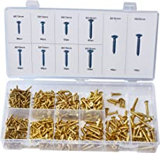 Best brass wood screw assortment Reviews