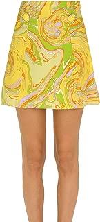 MULBERRY Luxury Fashion Womens MCGLGNN0000C7054E Yellow Skirt | Season Outlet