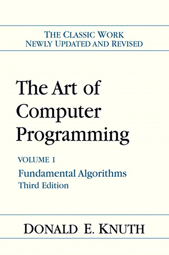 火炎なぞらえるページェントThe Art of Computer Programming: Volume 1: Fundamental Algorithms (English Edition)
